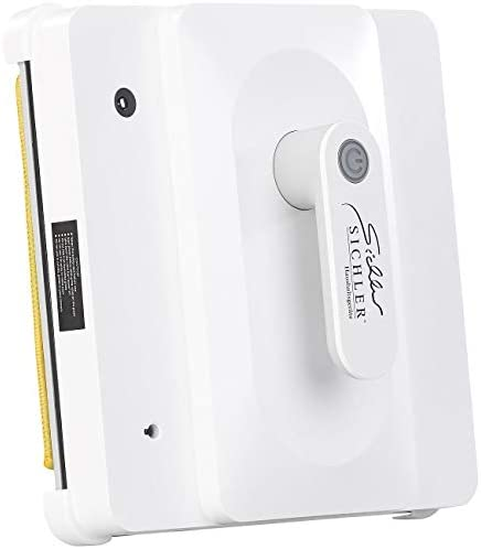 Robot nettoyeur de vitres professionnel connecté avec fonction bluetooth PR-040 [Sichler Haushaltsgeräte]