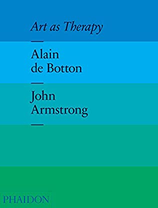 book cover of Art as Therapy