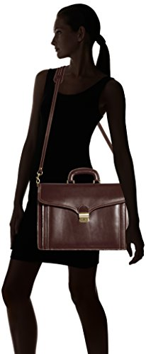 Adults' Brown Borse Bag Unisex 10 Chicca Organisers moro Xz1dq4xwEx