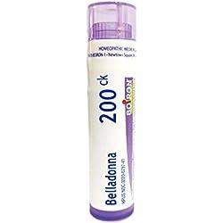 Boiron Belladonna 200ck Homeopathic Medicine for Fever