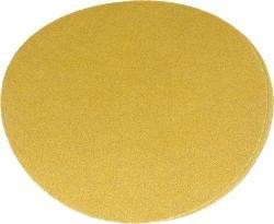 Gemtex Abrasives Inc - 6'' Hookit 80C Gold Grip (100/Roll) - Gt37331