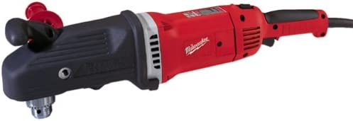 Milwaukee, 1680-21, Right Angle Drill, 1 2 In, 450 1750 RPM