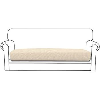 Sensational Easy Going Stretch Cushion Cover Sofa Cushion Furniture Protector Sofa Seat Sofa Slipcover Sofa Cover Soft Flexibility With Elastic Bottom Sofa Pabps2019 Chair Design Images Pabps2019Com