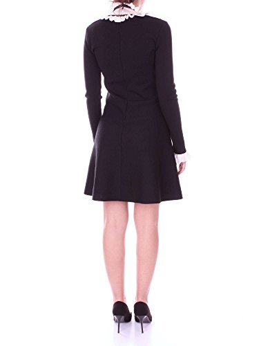 Damen Schwarz blugirl Weiß Kleid 22019 und Kurzes 1w16avnqW7