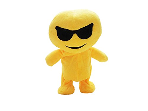 Buddy Walk - Mr Cool Emoji Buddy 8.5