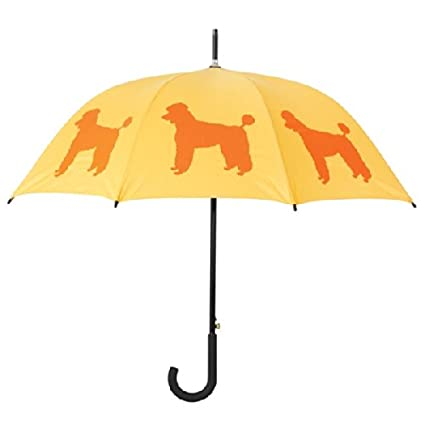 The San Francisco Umbrella Company caniche paraguas bastón paraguas