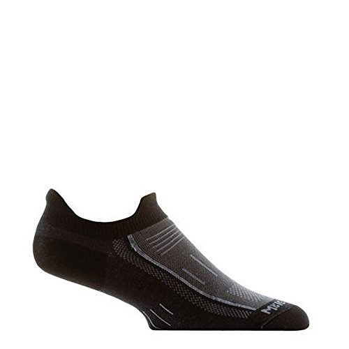 Wrightsock Endurance Double Tab Socks - Black Large