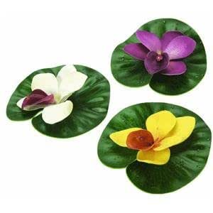 Geoglobal Floating Lilly Pad Garden, Lawn, Supply, Maintenance