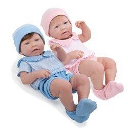 Amazon Com Jc Toys So Lifelike Twin Baby Dolls Realistic