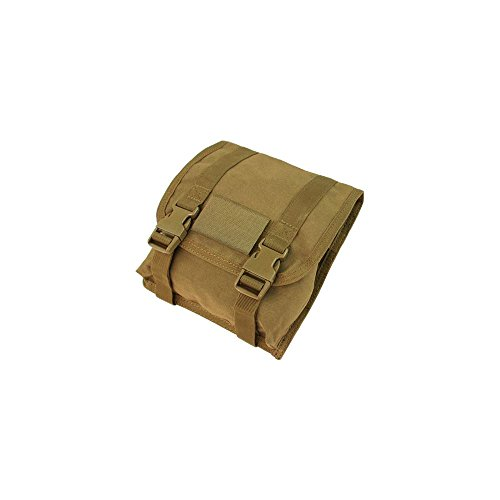 Condor Large Utility Pouch - Brown (Large Tool Pouch)