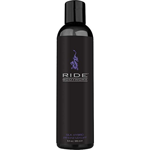 Dude Lube New Ride Body Worx, Silk Hybrid Lubricant, 8.5 Ounce by Dude Lube (Lube Ride)