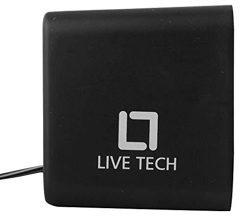 Live Tech SP 02 Laptop Speaker (Black)