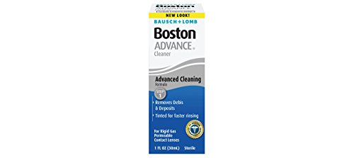 Bausch and Lomb Boston Original Cleaner for Hard Rigid Gas Permeable Contact Lenses, Travel Size 1 oz - Pack of 4 by Bausch & Lomb (Image #3)