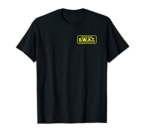 Arizona SWAT Team SRT Sheriff Law Enforcement T-Shirt -