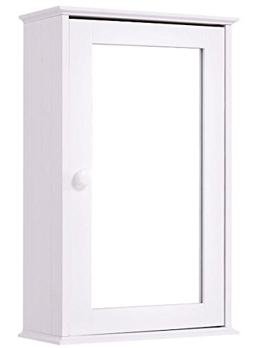 Amazon Com K A Company Wall Cabinet Bathroom Storage White