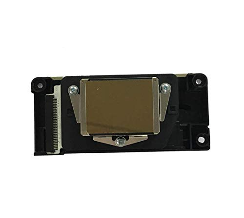 Original Unlocked DX5 F187000 Printhead for Epson Stylus Pro 4880 7880 9880 9450 - Gold face Water Based printhead