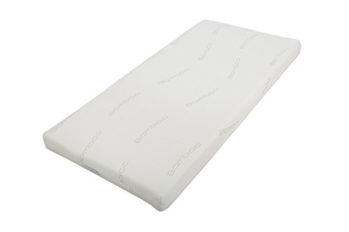 East Coast Nursery All Natural Cotbed Mattress 140 x 70 x 10cm