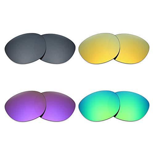 Para – Ir De Oakley Latch Pares plasma Repuesto Oro Esmeralda 4 Sunglass Negro verde Morado Lentes 24k Polarizadas Mryok x7wYFvq0E
