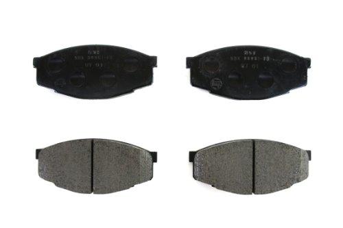 (Toyota Genuine Parts 04465-YZZA4 Front Brake Pad Set)