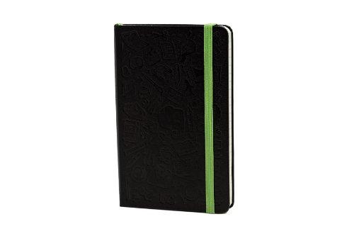 Moleskine Evernote Smart Notebook, Pocket, Squared, Black, Hard Cover (3.5 x 5.5)