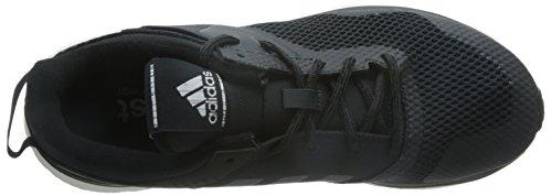Adidas Response 3 Boost Heren Hardloopschoenen Trainers Sneakers Zwart