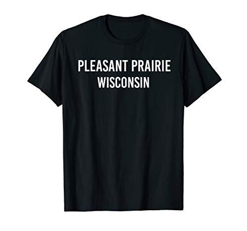 PLEASANT PRAIRIE WISCONSIN WI USA Patriotic Vintage Sports ()