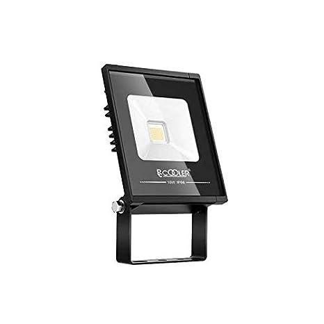 LEDBOX Foco Proyector LED 50w para Exterior Iluminación ...