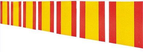 verbetena–Flag Spain, 15x 20cm, Paper Bag 2x 25Meters (011200041) by Verbetena