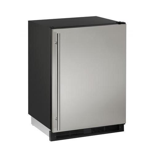 U-line White Refrigerator - 24