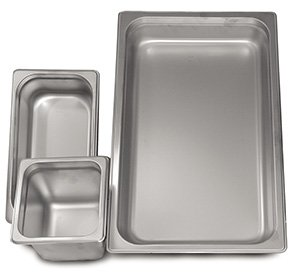 Royal Industries Full-Size Steam Table Pan, Heavy-Duty, 6