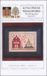 Old Red Barn Cross Stitch Chart