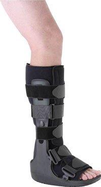 Royce Medical Equalizer - Ossur America-Royce Medical W1100 Walker Brace Equalizer Ft Black Xl Ea