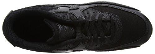 Black Black 90 White NIKE Sneaker Nero Air Premium Max Uomo 7fa0aA