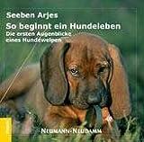 So beginnt ein Hundeleben: Die ersten Augenblicke eines Hundewelpen