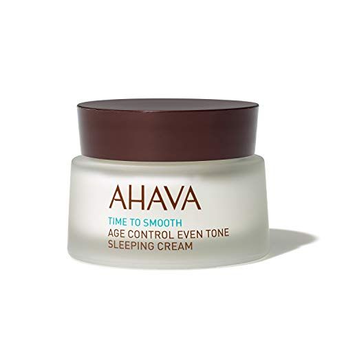 AHAVA Dead Sea Minerals Age Control Sleeping Cream 50 ml