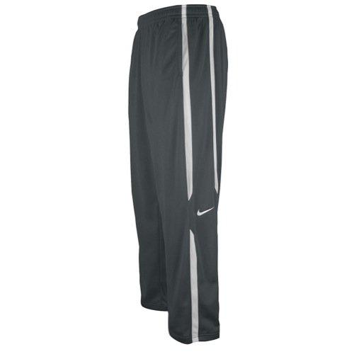 Mens Basketball Warm Up Pants (Nike Mens Overtime Pants (Medium, Anthracite/White))