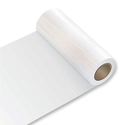 Klebefolie - Oracal 621 - 63cm Rolle - 5m (Laufmeter) -Weiß Autofolie - Möbelfolie - Selbstklebend