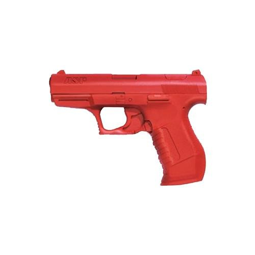 ASP Walther P99/PPQ 9mm Red Gun Replica for Training and Practice with Martial Arts, Defense, Props, Tactical, Law Enforcement, Military 07360