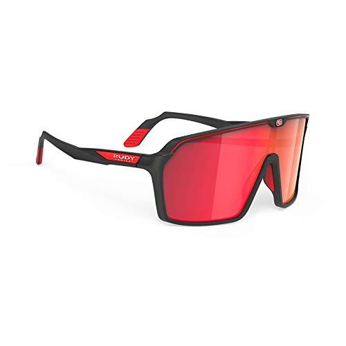 RUDY PROJECT SPINSHIELD RP Optics (Black Matte MultiLaser Red)