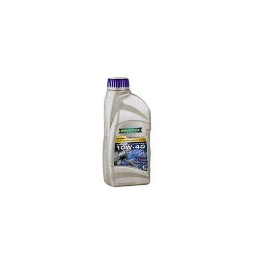 RAVENOL J1V1523-001 SAE 10W-40 Motorcycle Wet Clutch Transmission Fluid Gear Oil (80w)(1 Liter) ()
