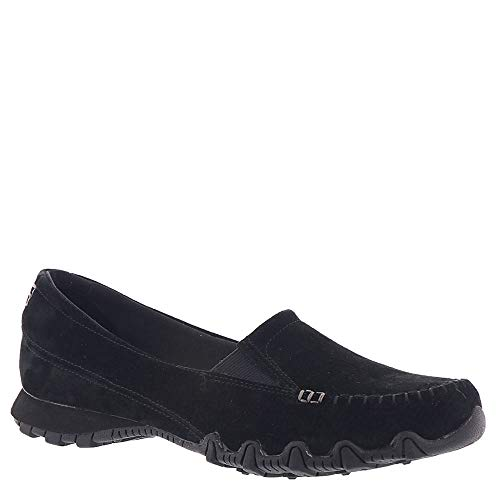 SkechersRelaxed Fit: Bikers - Wayfarer - 44727 Mujer Negro