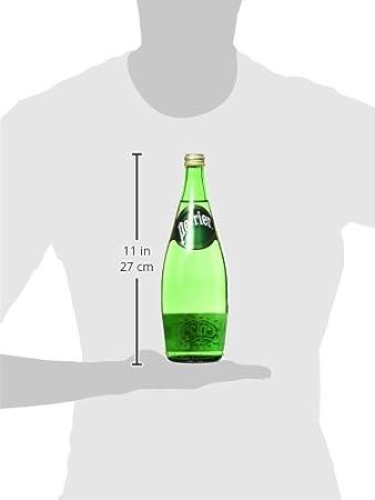Perrier Agua Mineral Natural con Gas - Paquete de 12 x 750 ml - Total 9000 ml: Amazon.es: Amazon Pantry
