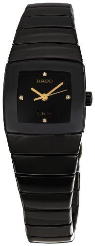 (Rado Women's R13726712 Sinatra Black Dial)