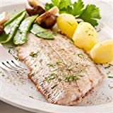 Today Gourmet - Sole Fillets (16 - 5oz Fillets)