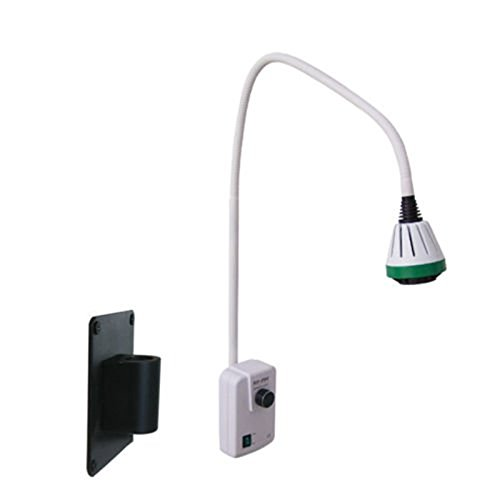 SoHome New 9W LED Medical Exam Light KD-202B-3 Surgical Examination Lamp (Wall Clip Type) by SoHome (Image #7)