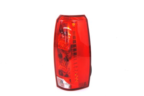 Genuine GM Parts 25885682 Passenger Side Taillight Assembly