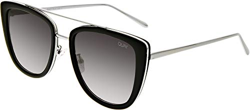 Quay Australia FRENCH KISS Women's Sunglasses Oversized All Occasions - ()