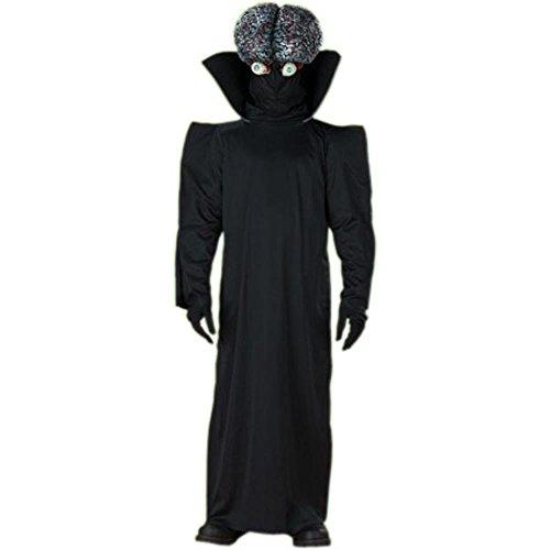 Alien Martian Brainwashed Child Costume (Medium 7-8)