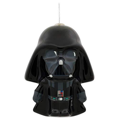 Hallmark Shatterproof Christmas Ornament, Star Wars Darth Vader Decoupage