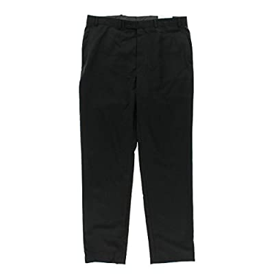 Calvin Klein Mens Wool Slim Fit Dress Pants